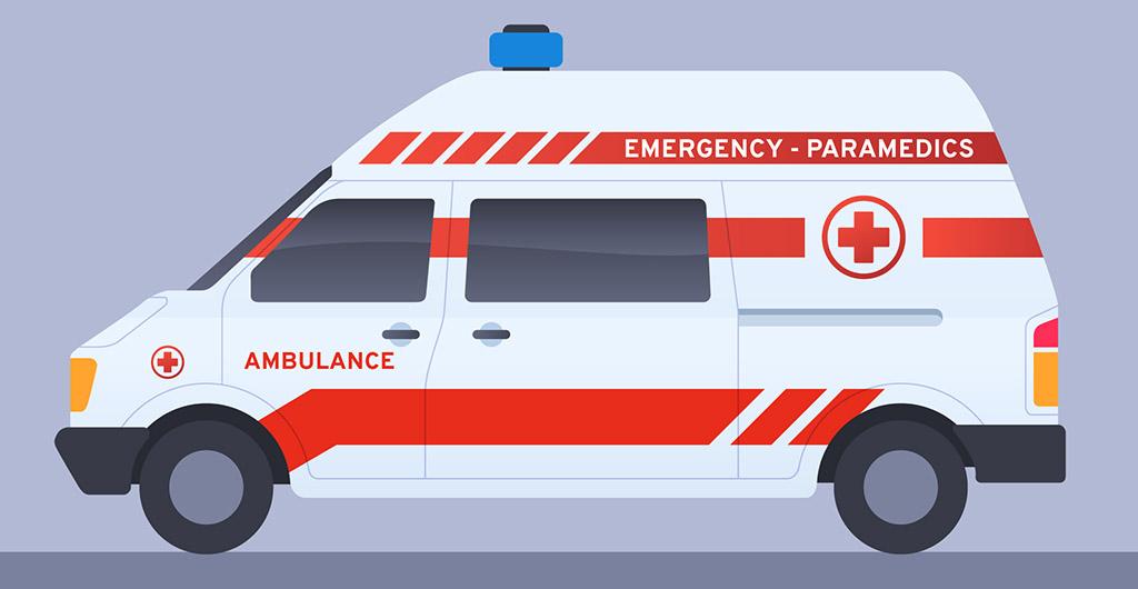 Bayraklı özel ambulans