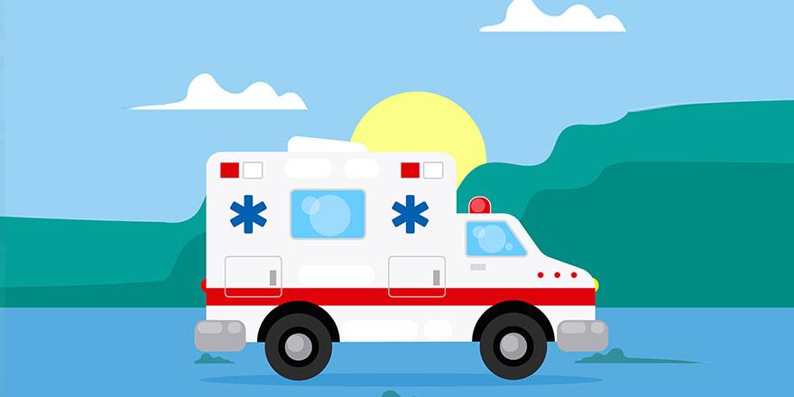 İzmir özel ambulans